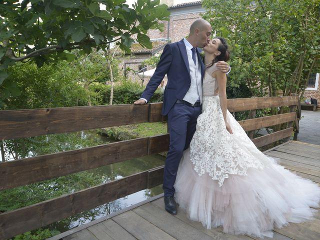 Il matrimonio di Valeriano e Antonella a Solaro, Milano 47