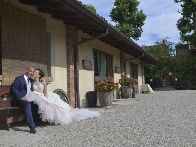 Il matrimonio di Valeriano e Antonella a Solaro, Milano 49