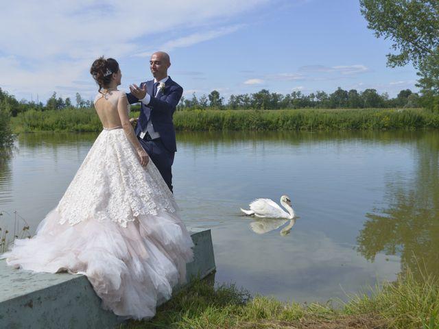 Il matrimonio di Valeriano e Antonella a Solaro, Milano 50