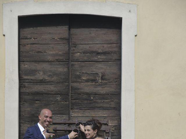 Il matrimonio di Valeriano e Antonella a Solaro, Milano 51
