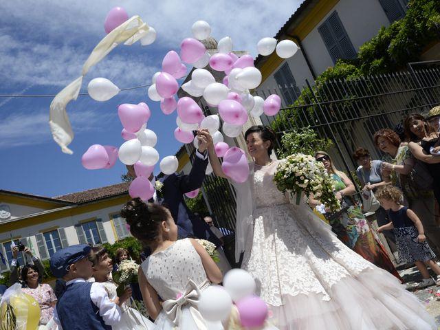 Il matrimonio di Valeriano e Antonella a Solaro, Milano 20