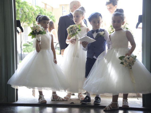 Il matrimonio di Valeriano e Antonella a Solaro, Milano 13