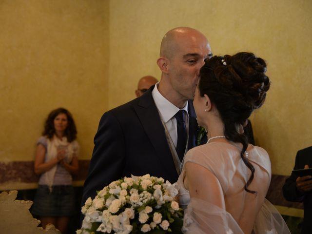 Il matrimonio di Valeriano e Antonella a Solaro, Milano 17