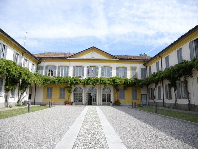 Il matrimonio di Valeriano e Antonella a Solaro, Milano 11