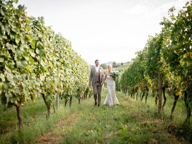 Le nozze di Sarah e Philip