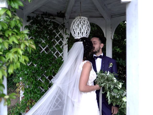 Il matrimonio di Vincenzo e Jasmine a Pisa, Pisa 1