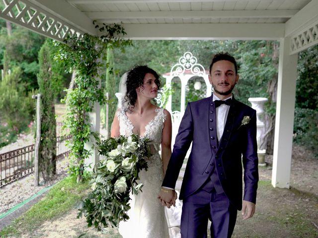 Il matrimonio di Vincenzo e Jasmine a Pisa, Pisa 3