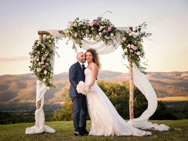 Le nozze di Daniele e Rossana