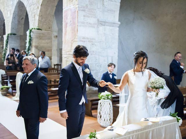 Il matrimonio di Silena e Marco a Campli, Teramo 11