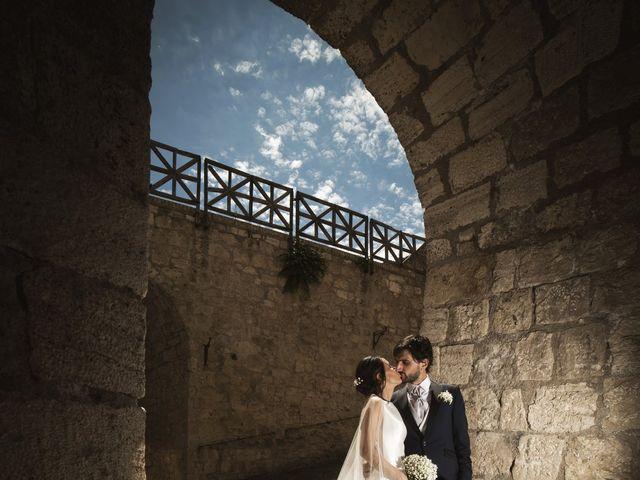 Il matrimonio di Silena e Marco a Campli, Teramo 1