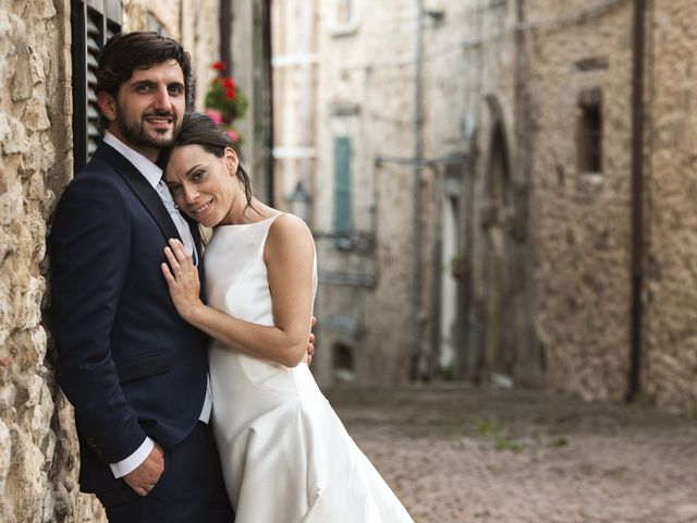Il matrimonio di Silena e Marco a Campli, Teramo 15