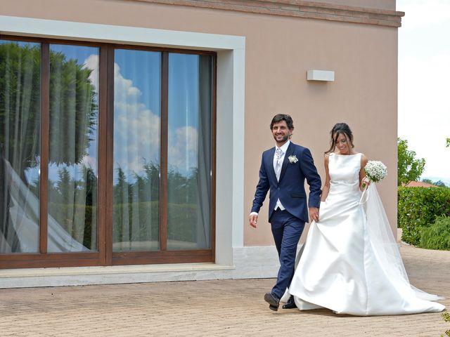 Il matrimonio di Silena e Marco a Campli, Teramo 17
