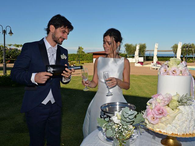 Il matrimonio di Silena e Marco a Campli, Teramo 19