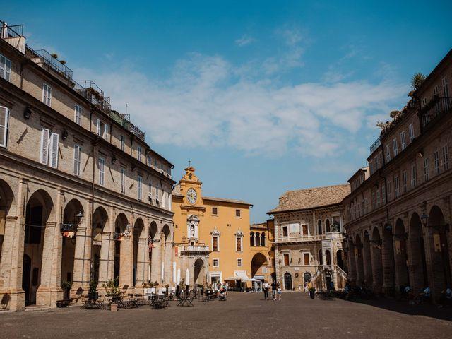 Il matrimonio di Federica e Paolo a Fermo, Fermo 12