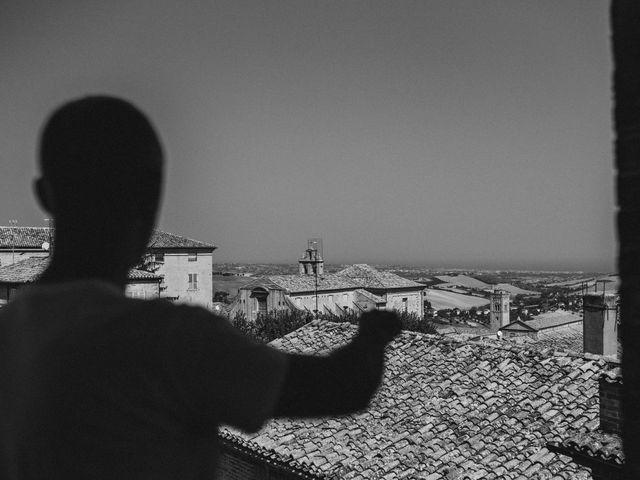 Il matrimonio di Federica e Paolo a Fermo, Fermo 20