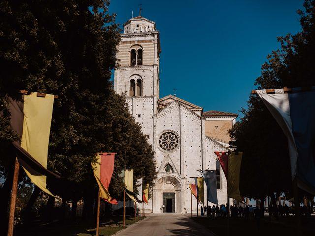 Il matrimonio di Federica e Paolo a Fermo, Fermo 61