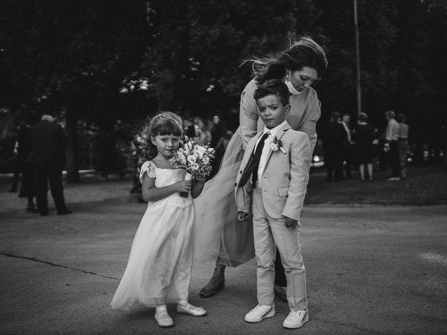 Il matrimonio di Federica e Paolo a Fermo, Fermo 66