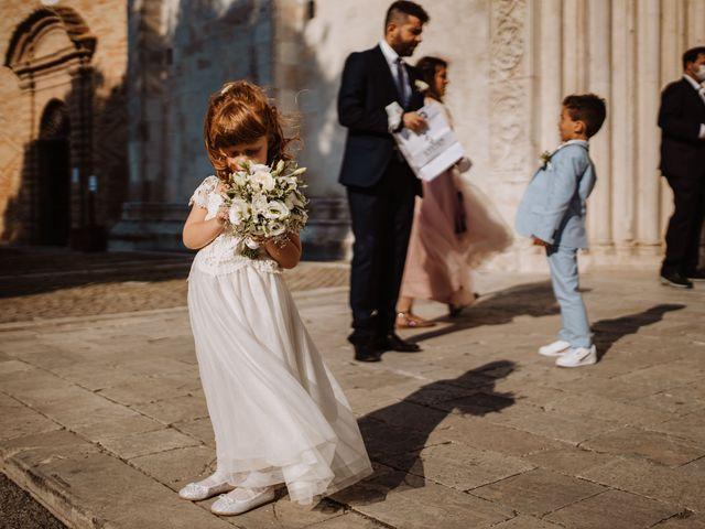 Il matrimonio di Federica e Paolo a Fermo, Fermo 76