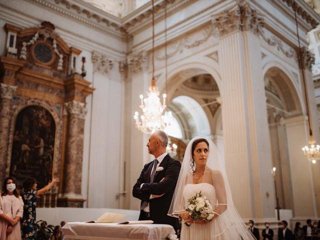 Il matrimonio di Federica e Paolo a Fermo, Fermo 79