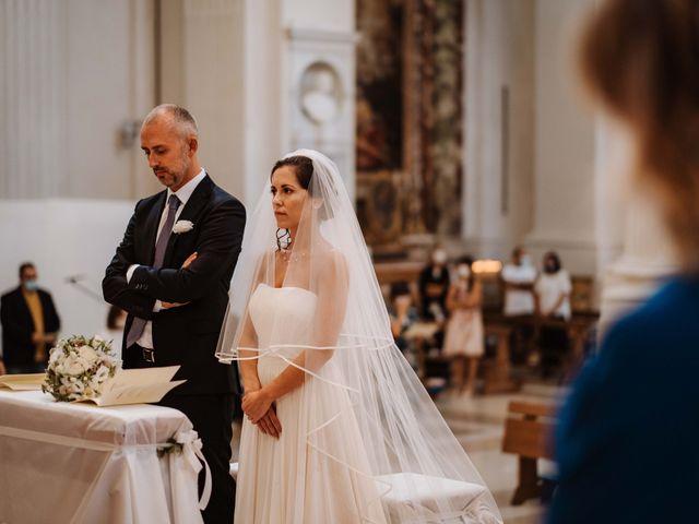 Il matrimonio di Federica e Paolo a Fermo, Fermo 82