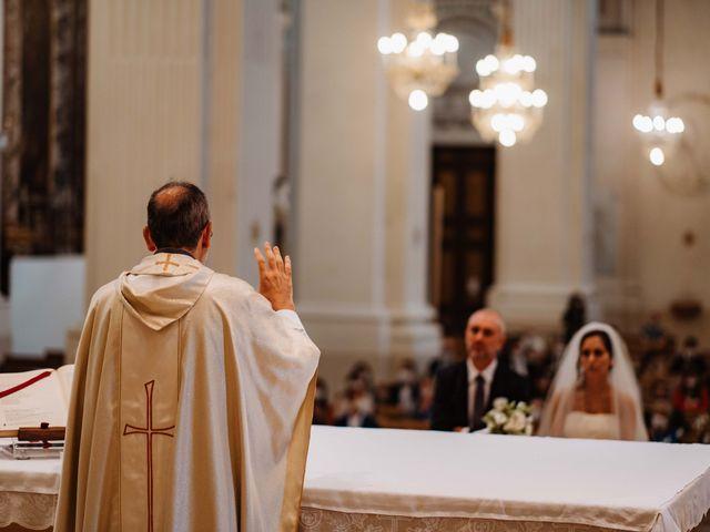 Il matrimonio di Federica e Paolo a Fermo, Fermo 86