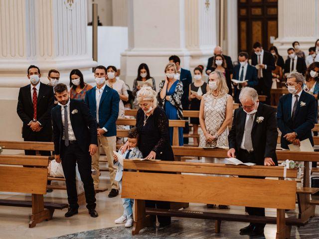 Il matrimonio di Federica e Paolo a Fermo, Fermo 87