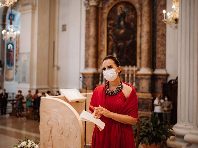 Il matrimonio di Federica e Paolo a Fermo, Fermo 92