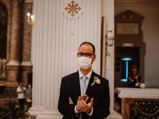 Il matrimonio di Federica e Paolo a Fermo, Fermo 94