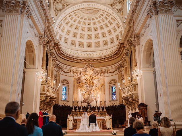 Il matrimonio di Federica e Paolo a Fermo, Fermo 96