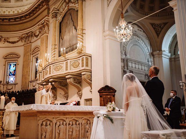 Il matrimonio di Federica e Paolo a Fermo, Fermo 99