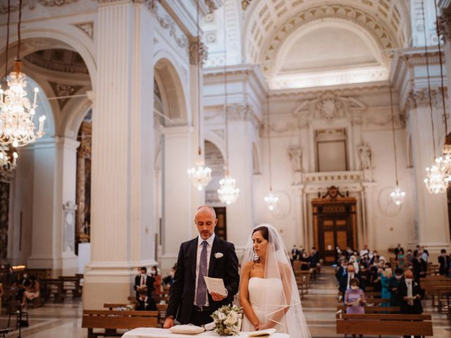 Il matrimonio di Federica e Paolo a Fermo, Fermo 105