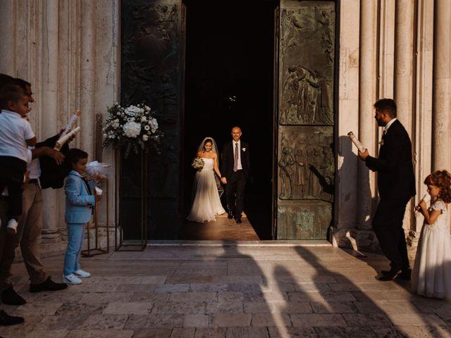 Il matrimonio di Federica e Paolo a Fermo, Fermo 115