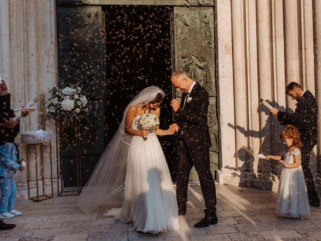 Il matrimonio di Federica e Paolo a Fermo, Fermo 117