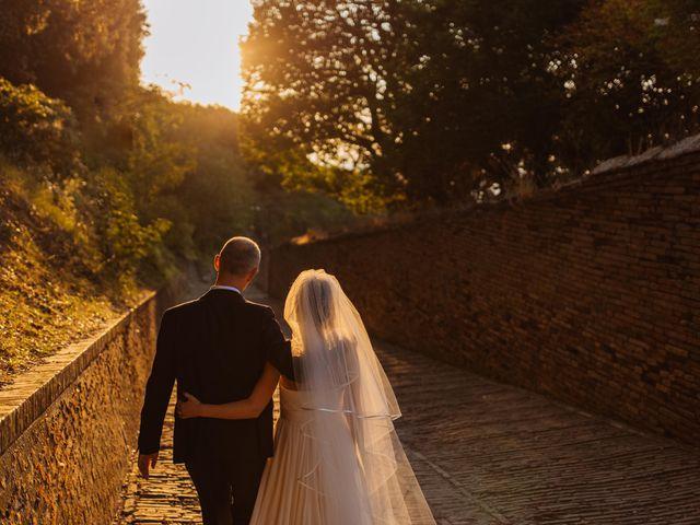 Il matrimonio di Federica e Paolo a Fermo, Fermo 120