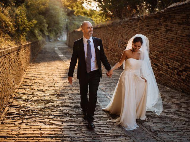 Il matrimonio di Federica e Paolo a Fermo, Fermo 126