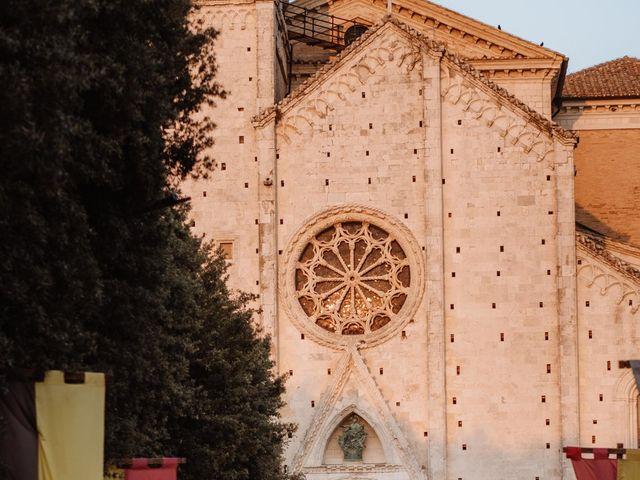 Il matrimonio di Federica e Paolo a Fermo, Fermo 131