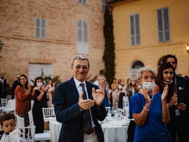 Il matrimonio di Federica e Paolo a Fermo, Fermo 148
