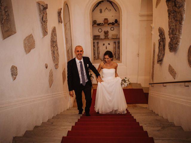 Il matrimonio di Federica e Paolo a Fermo, Fermo 173