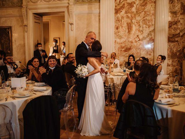 Il matrimonio di Federica e Paolo a Fermo, Fermo 175