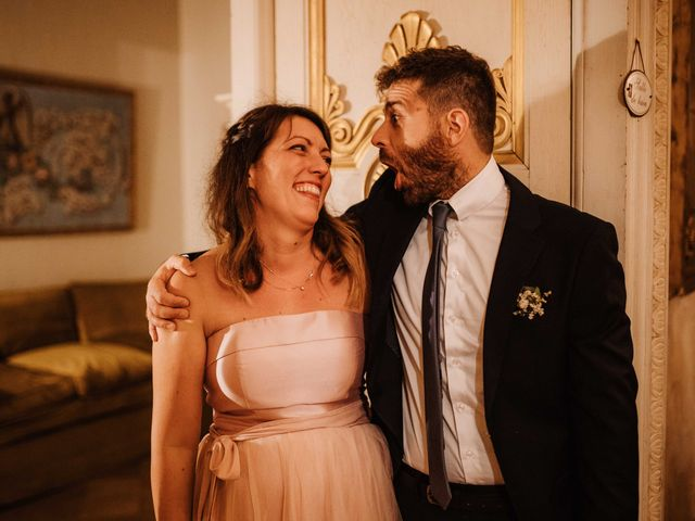 Il matrimonio di Federica e Paolo a Fermo, Fermo 176