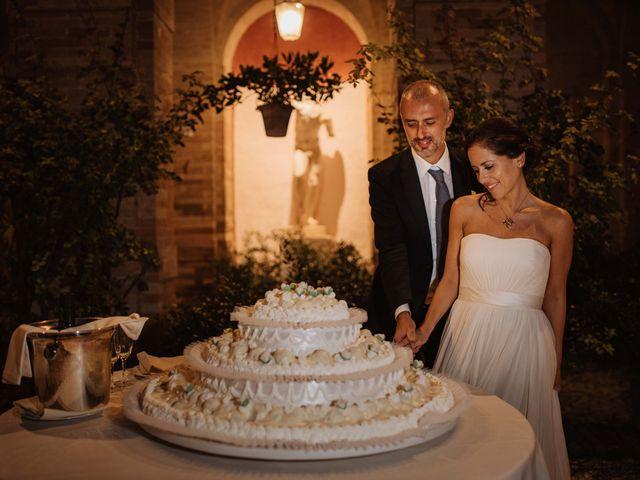 Il matrimonio di Federica e Paolo a Fermo, Fermo 192