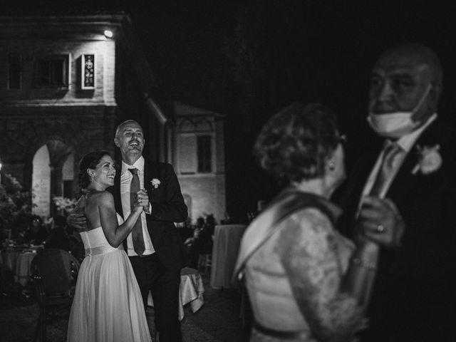 Il matrimonio di Federica e Paolo a Fermo, Fermo 212