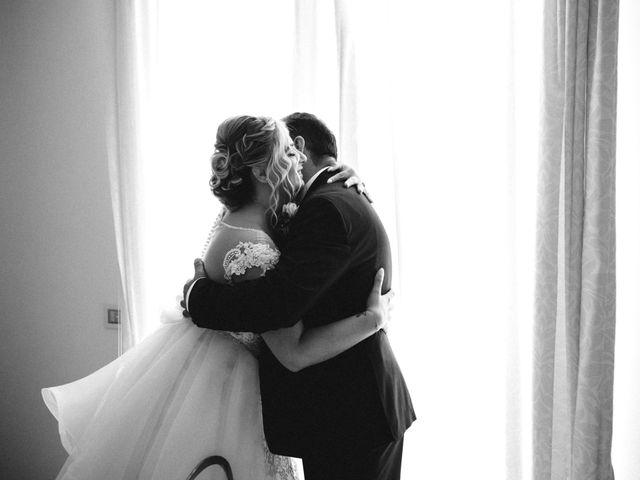 Il matrimonio di Giuseppe e Iuliana a Eboli, Salerno 8