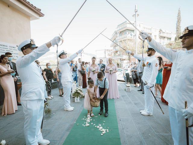 Il matrimonio di Giuseppe e Iuliana a Eboli, Salerno 17