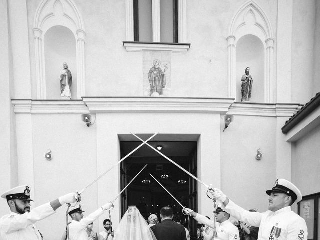 Il matrimonio di Giuseppe e Iuliana a Eboli, Salerno 18