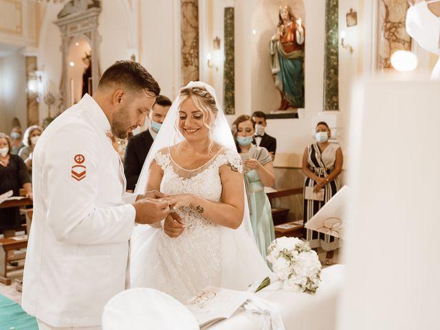 Il matrimonio di Giuseppe e Iuliana a Eboli, Salerno 19