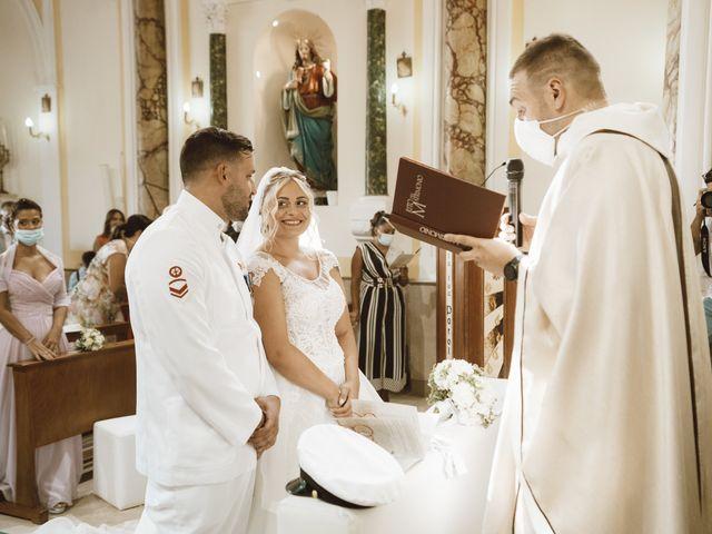Il matrimonio di Giuseppe e Iuliana a Eboli, Salerno 20