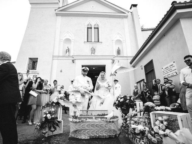 Il matrimonio di Giuseppe e Iuliana a Eboli, Salerno 22