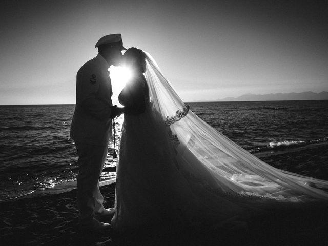 Il matrimonio di Giuseppe e Iuliana a Eboli, Salerno 24