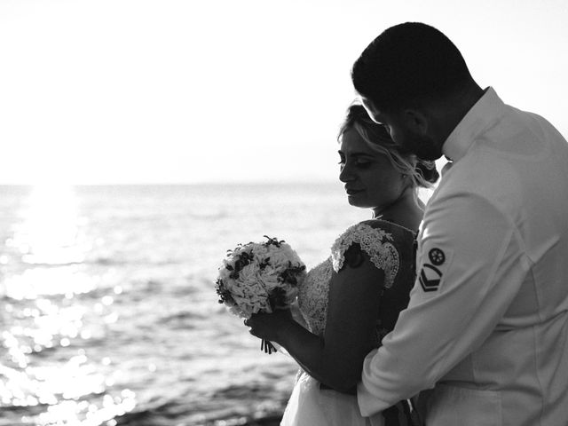 Il matrimonio di Giuseppe e Iuliana a Eboli, Salerno 28